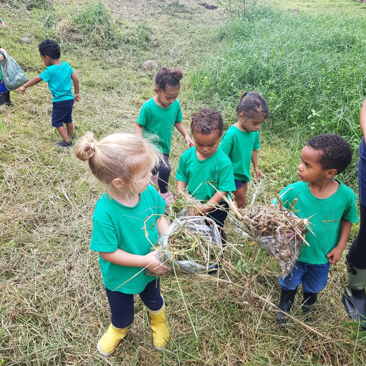 """""""Cette approche invite les enfants à prendre des initiatives"""".(c) École Beraca."""