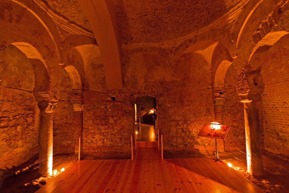 Retour à Séville au XIIe siècle
