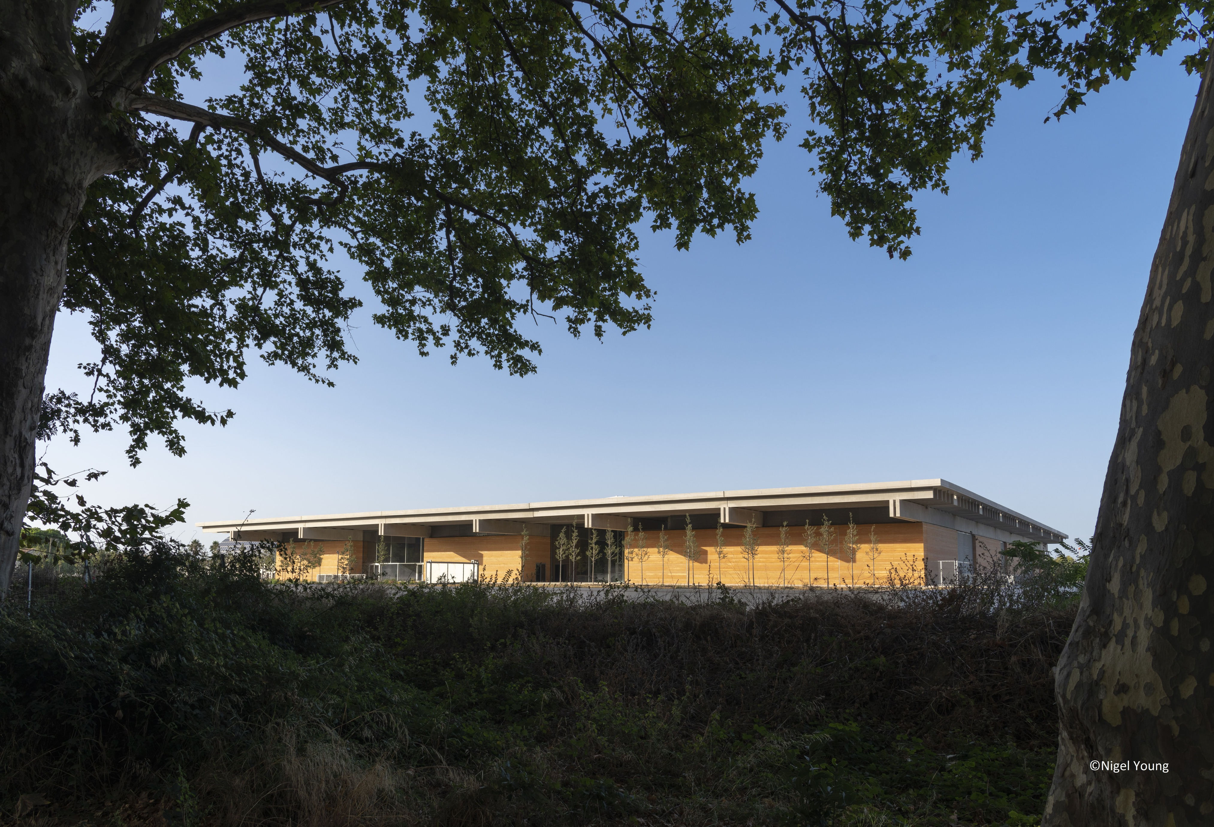 Musée NarboVia - Photo par Nigel Young