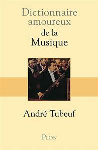 """Le remarquable """"Dictionnaire amoureux de la musique"""", paru chez Plon en 2012 (c) DR"""