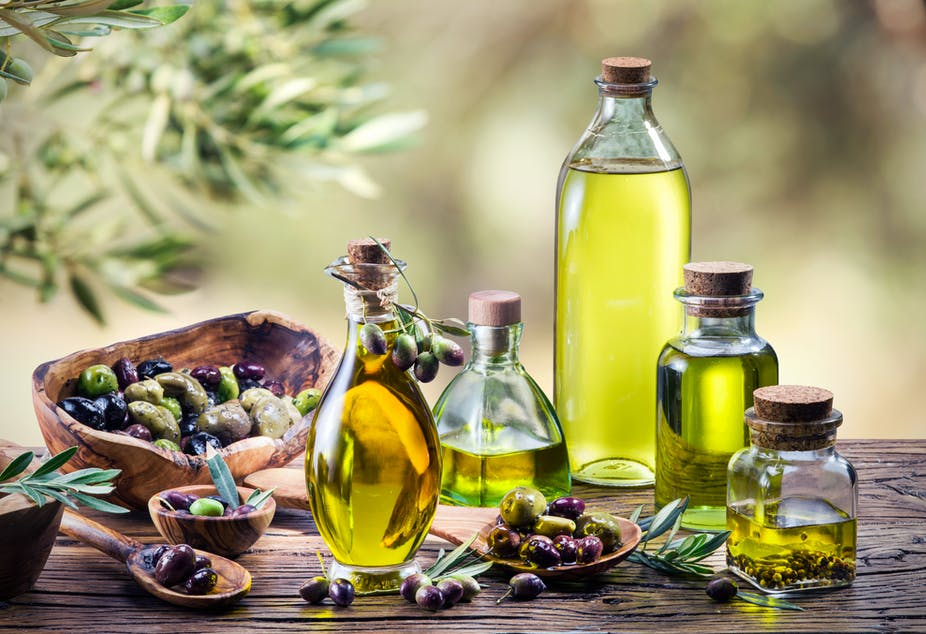 Les vertus de l'huile d'olive vierge extra ne sont pas usurpées. Shutterstock