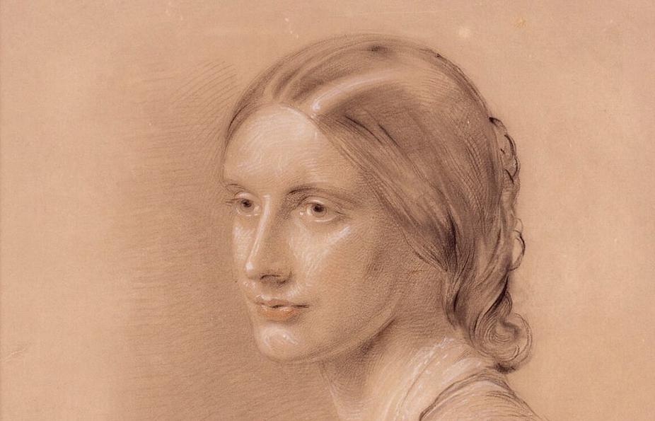 Portrait de Josephine Butler par George Richmond, 1851. Wikipédia