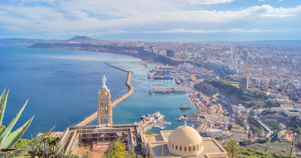 Oran, autre grande et belle ville d'Algérie (c) DR
