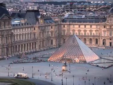 Cliquez ici pour trouver ce qui vous intéresse sur le Louvre