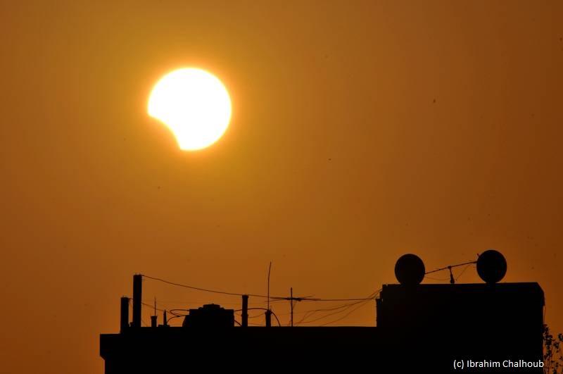 Cercle partiel! Photo (C) Ibrahim Chalhoub