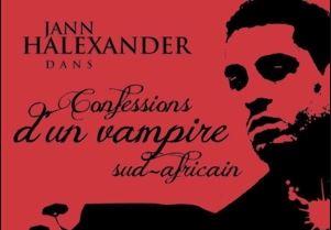 Théâtre: Confessions d'un vampire sud-africain