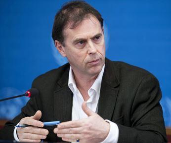 Rupert Colville. Photo (c) ONU / Jean-Marc Ferré