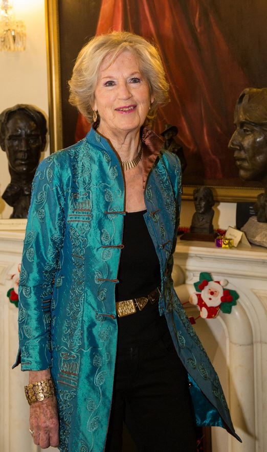 Mary O'Hara. Photo © EdWrightImages Monaco