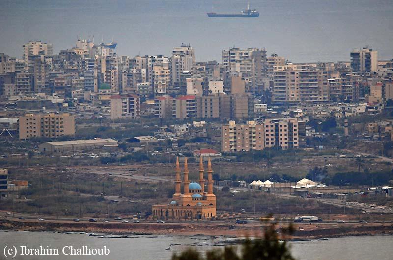 La mer de Tripoli! Photo (C) Ibrahim Chalhoub