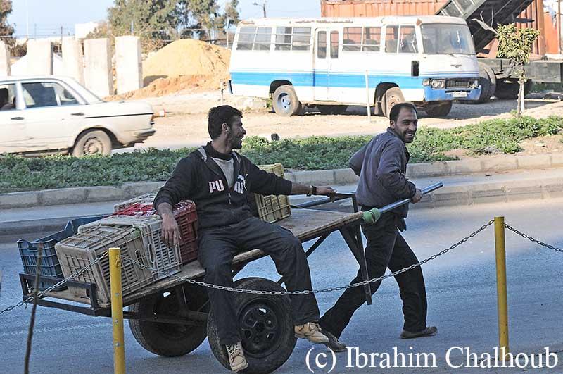 Un peu d'humour! Photo (C) Ibrahim Chalhoub