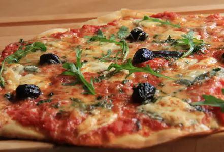 RECETTES EN VIDÉO - Pizza maison facile