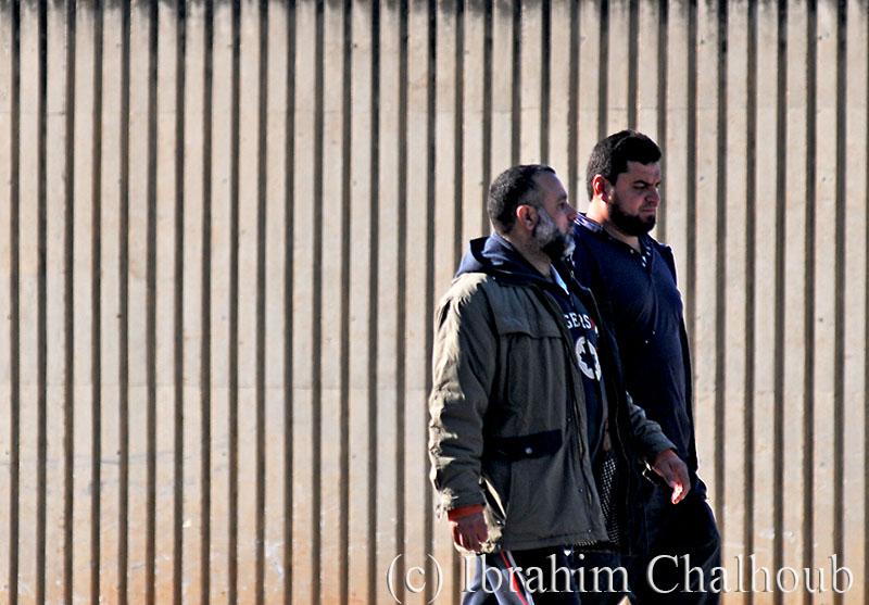 Ombres solaires! Photo (C) Ibrahim Chalhoub