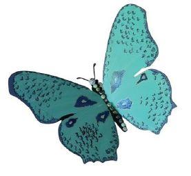 Papillon bleu Maya