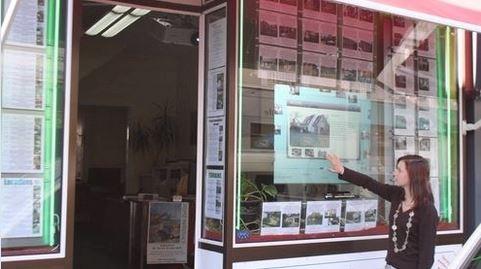 Les prix des logements peuvent être jusqu'à 3 fois plus chers à Paris. Photo (c) Digitalvitrine
