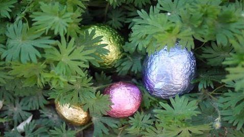 Oeufs de Pâques (c) Virginie Dubreuil