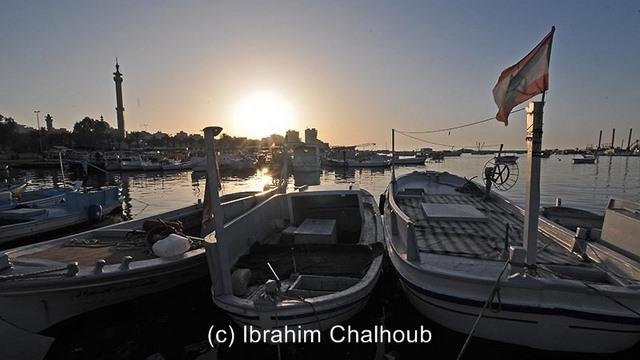 Où sont les pêcheurs? Photo (C) Ibrahim Chalhoub