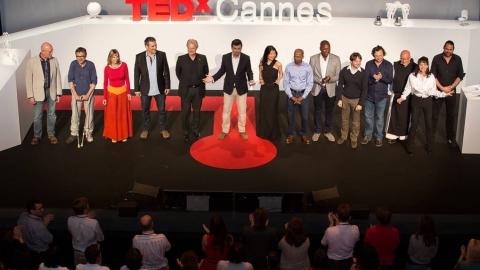 TedxCannes 2014 © Carmen Blike