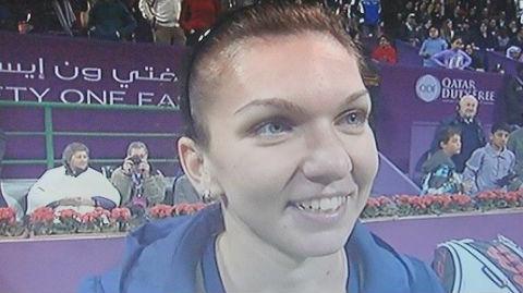 Simona Halep. Photo: Adriana Radu