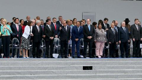 Photo © Présidence de la République - C. Alix