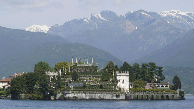 Isola Bella. Photo © Virginie Dubreuil