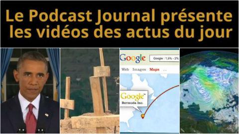 Les actualités en 4 vidéos du 11 septembre 2014