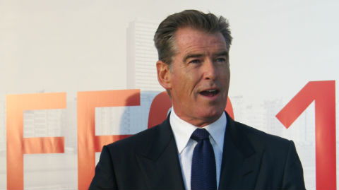 Pierce Brosnan. Photo (c) Robert Genicot