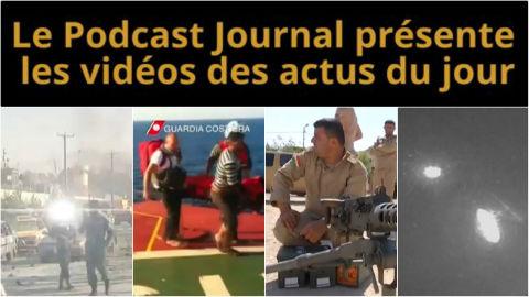 Les actualités en 4 vidéos du 16 septembre 2014