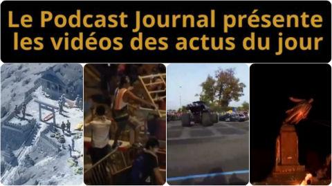 Les actualités en 4 vidéos du 29 septembre 2014
