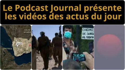 Les actualités en 4 vidéos du 9 octobre 2014