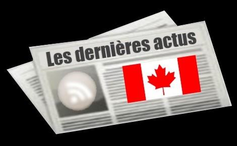 Les dernières actus de Canada