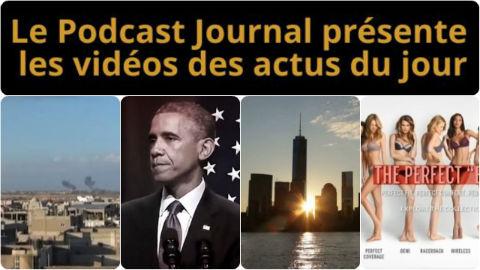 Les actualités en 4 vidéos du 4 novembre 2014