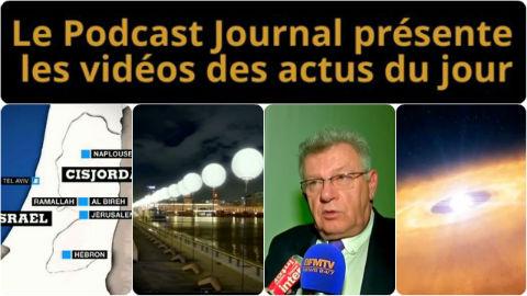 Les actualités en 4 vidéos du 7 novembre 2014