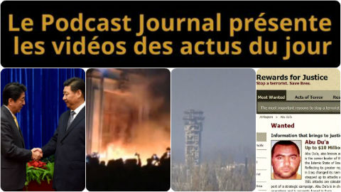 Les actualités en 4 vidéos du 10 novembre 2014