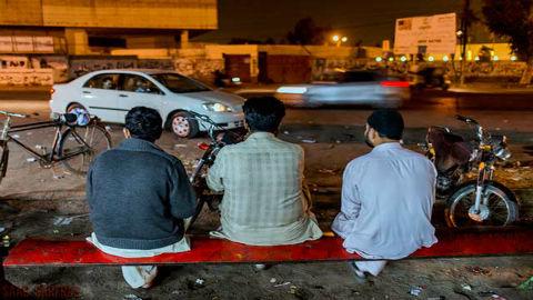 Karachi. Photo (c) Saad Sarfraz Sheikh