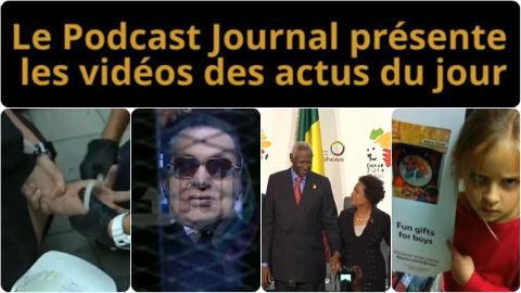 Les actualités en 4 vidéos du 1er décembre 2014