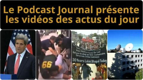 Les actualités en 4 vidéos du 4 décembre 2014