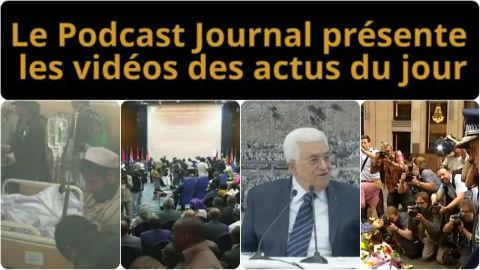 Les actualités en 4 vidéos du 16 décembre 2014