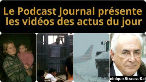 Les actualités en 4 vidéos du 2 février 2015