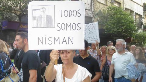 Marche pour la vérité à Buenos Aires. Photo (c) Jaluj