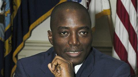 Joseph Kabila. Photo (c) Helene C. Stikkel
