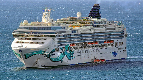 Le Norwegian Jade. Photo (c) Ivan T.