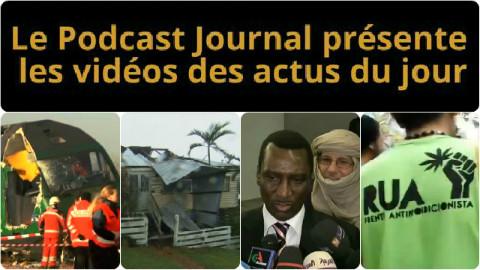 Les actualités en 4 vidéos du 20 février 2015