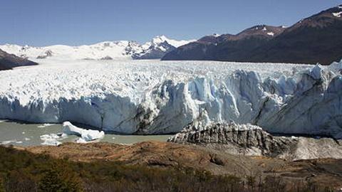 Le glacier Perito Moreno, Patagonie. Photo (c) Florence Renault