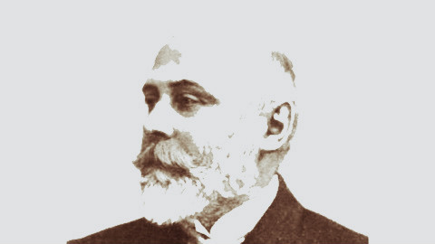 Portrait d'Odon Lechner (1898).