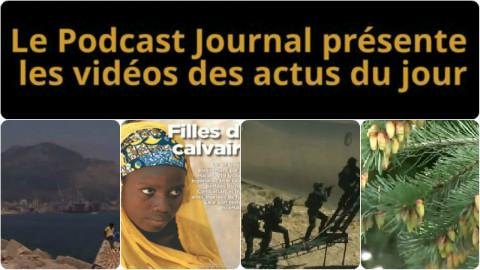 Les actualités en 4 vidéos du 20 avril 2015