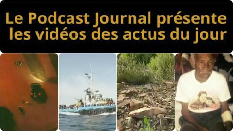 Les actualités en 4 vidéos du 4 mai 2015