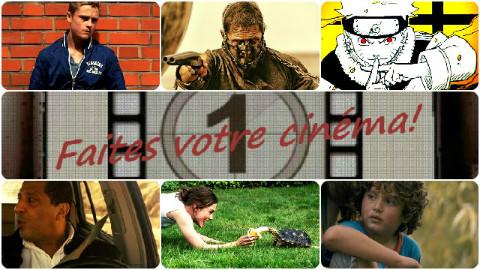 Faites votre cinéma! Semaine du 13 au 19 mai