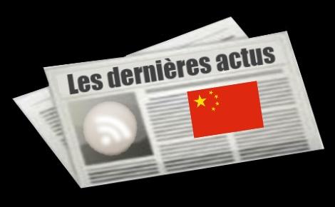 Les dernières actus de Chine