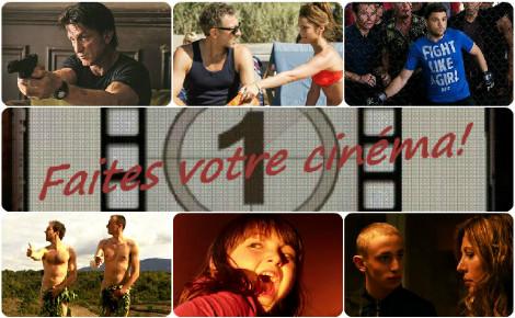 Faites votre cinéma! Semaine du 24 au 30 juin