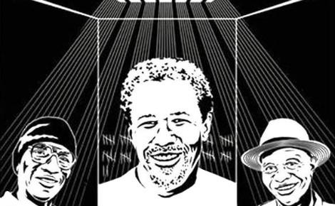 Dessin des Trois d'Angola (c) Rashid Mod